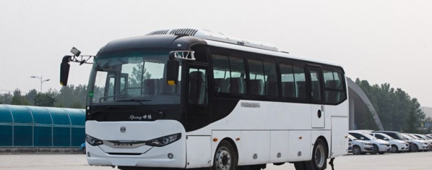 New Zealand's first 100% electric tour coach | Sustainable