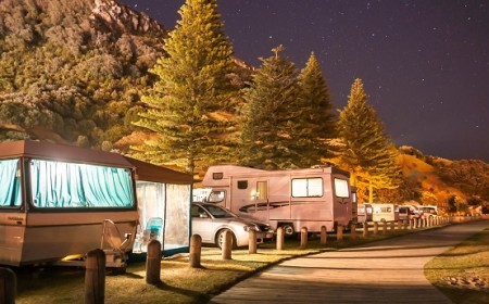 Mount Maunganui Beachside Campground