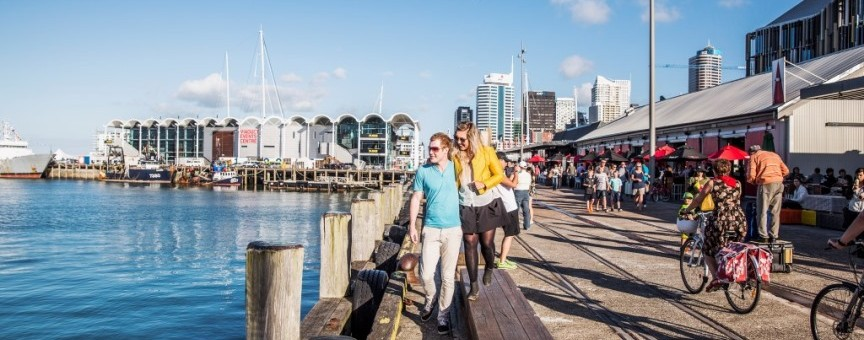 Auckland Tourism Events & Economic Development